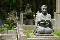 Cimetière Okuno-in de Koyasan (4)
