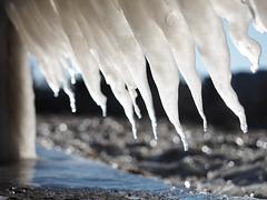 """Eiszeit nach der """"Sturmflut"""""""
