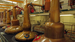 Destilleriegefäße