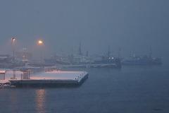 Russische Flotte in Kirkenes