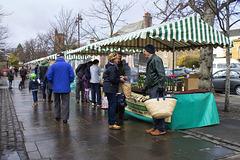 Farmers' Market, Haddington
