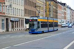 Leipzig 2015 – Tram 1109 to Wahren