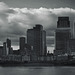 Canary Wharf mono