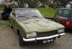 Ford Capri 1600 (1975).