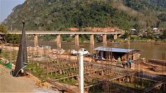 Construction au Laos