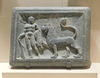 Wrestler's Weight with Hercules and the Nemean Lion in the Metropolitan Museum of Art, September 2018