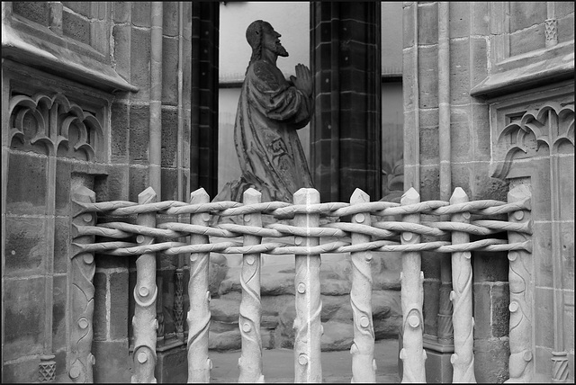 Zaun zum Glauben