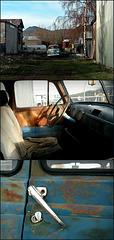 Old van decision