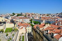 Lisbon 2018 – View from the Elevador de Santa Justa
