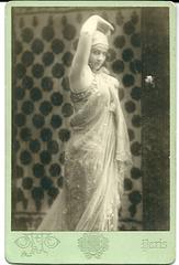 Maria Kouznetsova by ? Paris