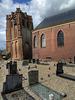 Leaning Catharina church