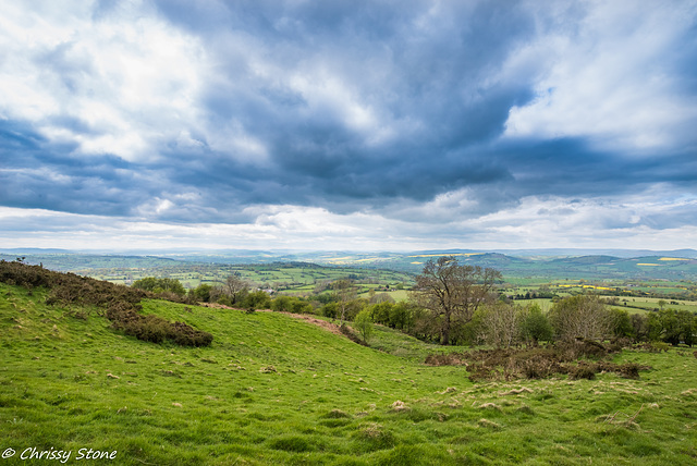 Stormy Clee