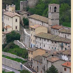 #45 - I tetti di Castelsantangelo sul Nera