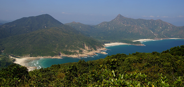 Tai Long Wan ( Big Wave Bay) - Hong Kong