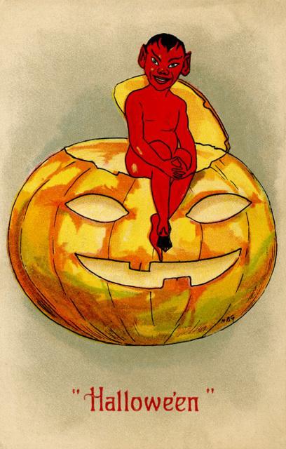 Have a Devilishly Happy Halloween