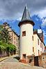 Marburg, am Schloss