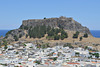 Rhodes, The Acropolis Hill and the Fortress of Lindos