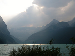 Un lac visualisé au superlatif......
