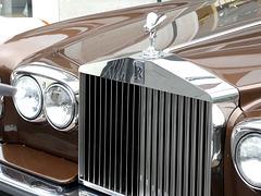 Antiques auto show....