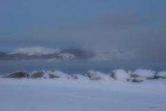 Barentssee-Nebel