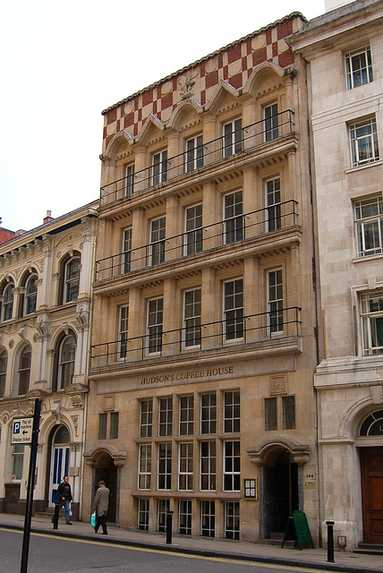Former Eagle Insurance Building, Colemore  Row, Birmingham, West Midlands