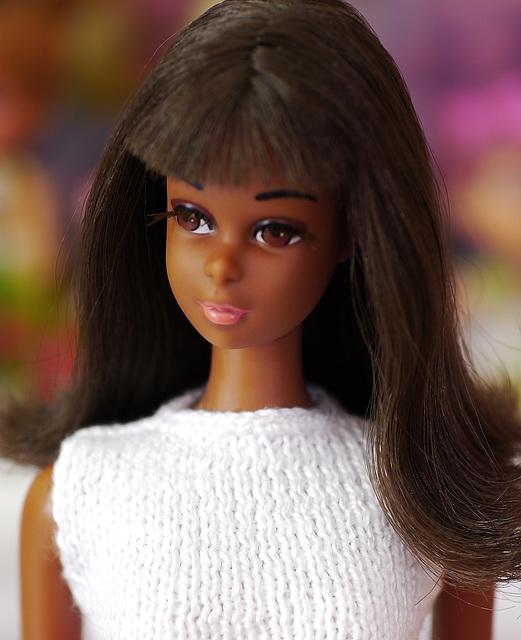 "Francie is my ""Brown Eyed Girl"""