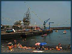Sommer in Puerto de la Cruz