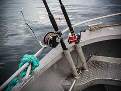 Norwegian fishing rods