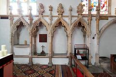 lewknor church, oxon