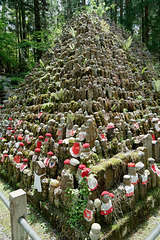 Cimetière Okuno-in de Koyasan (6)