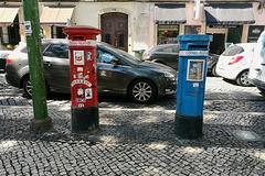 Lisbon 2018 – Correio Normal & Correio Azul