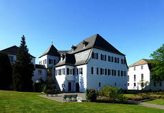 DE - Grafschaft - Burg Lantershofen