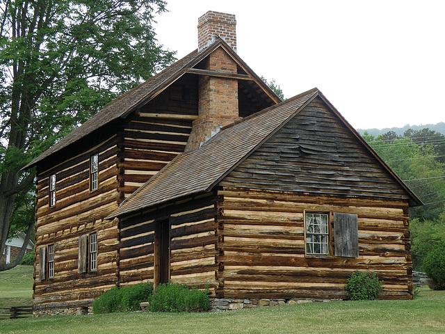 Zebulon Vance's Birthplace