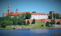 Pologne/Poland/Polska : Cracovie