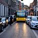 Bergen 2015 – Blocked bus