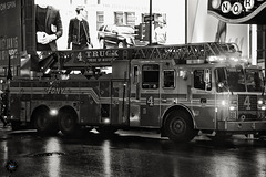 """FDNY Ladder 4 """"The Pride of Midtown"""""""
