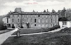 Pitfour House, Aberdeenshire, Scotland (Demolished)