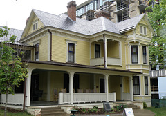 Thomas Wolfe's Home