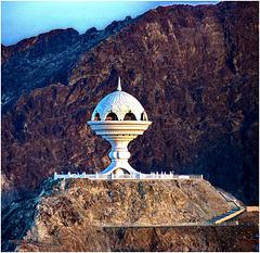 Oman : Mutrah l'incensiera simbolo dell'Oman