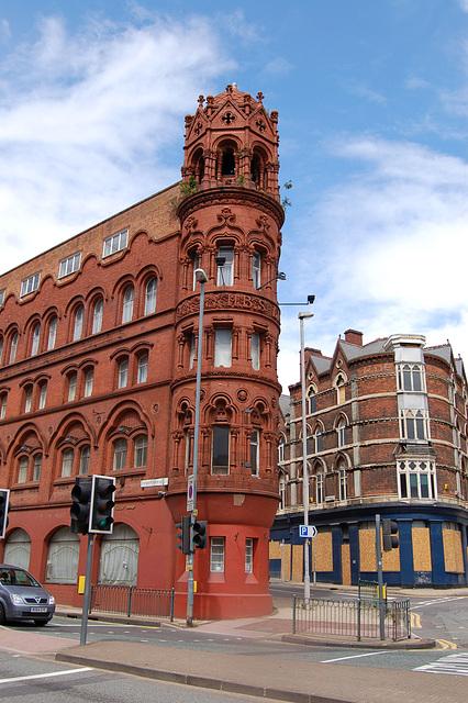 Former HB Sale Factory, Constitution Hill, Birmingham