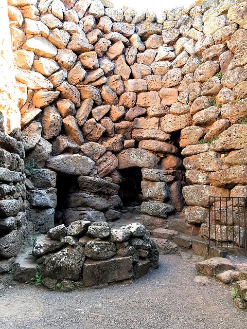 Innenraum mit Brunnen