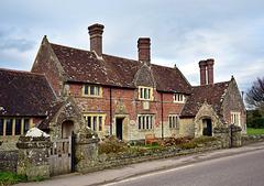 Former Almshouses ~ Zeals, Wiltshire.