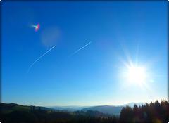 La course au soleil.. (voir note)
