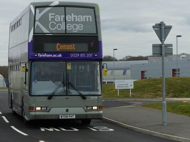 First 32708 leaving CEMAST (1) - 21 March 2016