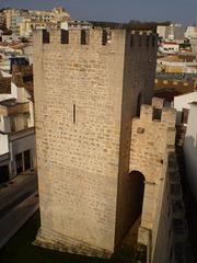 Barbican of Loulé's Castle.