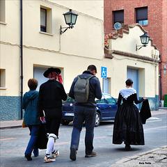 Por las calles de Teruel - Aragón