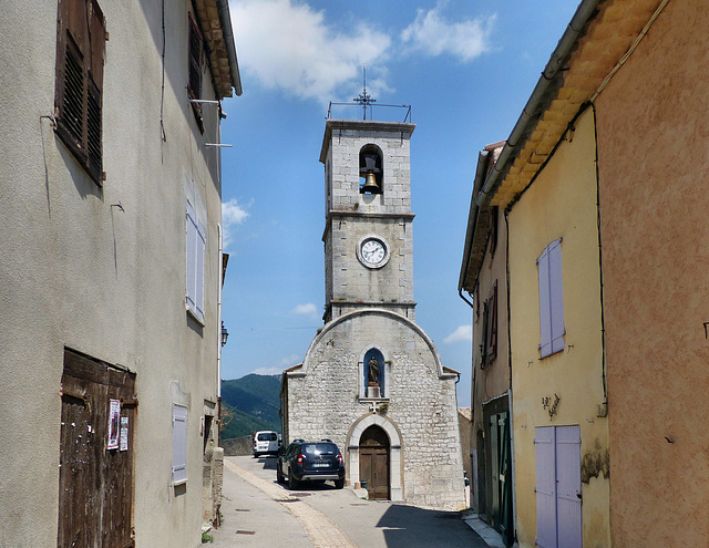 Briançonnet - Notre-Dame-de-l'Assomption