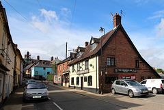 Chequers Inn, Bridge Street, Bungay, Suffolk