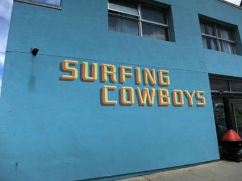 Surfing Cowboys (1856)