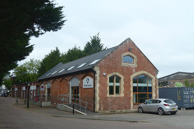 Broad Clyst Goods Shed - 15 July 2017